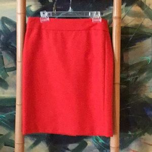 J.Crew 💯Wool Skirt